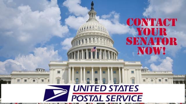 congress postal reform